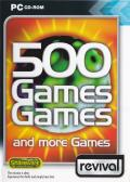 500 Games, Games and more Games Windows Front Cover