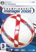 Championship Manager 2008 Windows Front Cover