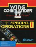 Wing Commander II: Vengeance of the Kilrathi - Special Operations 1 DOS Front Cover