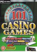 101 Casino Games Windows Front Cover
