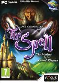 Love Chronicles: The Spell - The Mystery of the Cursed Kingdom Windows Front Cover