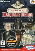 The Secret of Margrave Manor Windows Front Cover
