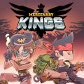 Mercenary Kings PlayStation 4 Front Cover