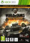 World of Tanks: Xbox 360 Edition - Combat Ready Starter Pack Xbox 360 Front Cover
