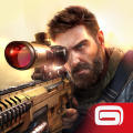 Sniper Fury iPad Front Cover