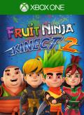 Fruit Ninja Kinect 2 Xbox One Front Cover