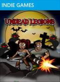 Undead Legions Xbox 360 Front Cover