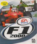 F1 2000 Windows Front Cover