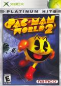 Pac-Man World 2 Xbox Front Cover