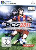 PES 2011: Pro Evolution Soccer Windows Front Cover