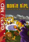 Magic Girl Featuring Ling Ling The Little Witch Genesis Front Cover