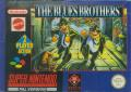 The Blues Brothers: Jukebox Adventure SNES Front Cover