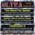 Ultra Level Add-On II DOS Front Cover