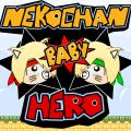 NekoChan Baby HERO iPhone Front Cover