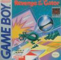 Revenge of the 'Gator Game Boy Front Cover