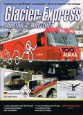 Glacier-Express: Albula-Linie, St. Moritz-Chur Windows Front Cover