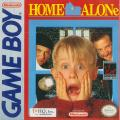 Home Alone Game Boy Front Cover