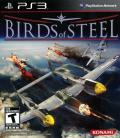 Birds of Steel PlayStation 3 Front Cover