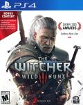 The Witcher 3: Wild Hunt PlayStation 4 Front Cover