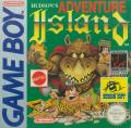 Adventure Island II Game Boy Front Cover