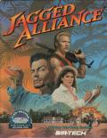Jagged Alliance: Enhanced DOS Front Cover