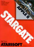 Stargate Apple II Front Cover