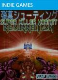 Super Killer Hornet: Resurrection Xbox 360 Front Cover