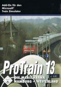 ProTrain 13: The Marschbahn • Hamburg - Westerland Windows Front Cover