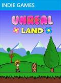 Unreal Land Xbox 360 Front Cover