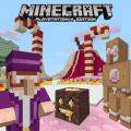 Minecraft: PlayStation 4 Edition - Minecraft Candy Texture Pack PlayStation 4 Front Cover
