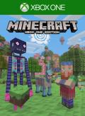 Minecraft: PlayStation 4 Edition - Minecraft Pattern Texture Pack Xbox One Front Cover