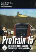 ProTrain 15: The Inclined Plain: Bamberg - Hof Windows Front Cover