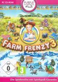 Farm Frenzy 3 Windows Front Cover