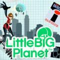 LittleBigPlanet: The Incredibles Level Kit PlayStation 3 Front Cover