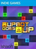 UpBot Goes Up Xbox 360 Front Cover