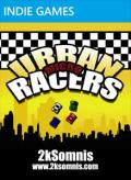 Urban Micro Racers Xbox 360 Front Cover