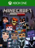 Minecraft: PlayStation 4 Edition - Mass Effect Mash-up Xbox One Front Cover