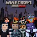 Minecraft: PlayStation 4 Edition - Mass Effect Mash-up PlayStation 4 Front Cover
