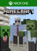 Minecraft: PlayStation 4 Edition - Minecraft City Texture Pack Xbox One Front Cover