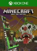 Minecraft: PlayStation 4 Edition - Halloween Mash-up Pack Xbox One Front Cover