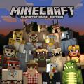 Minecraft: PlayStation 4 Edition - Battle & Beasts Skin Pack PlayStation 4 Front Cover