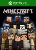 Minecraft: PlayStation 4 Edition - Minecraft Star Wars Prequel Skin Pack Xbox One Front Cover