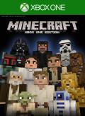 Minecraft: PlayStation 4 Edition - Star Wars Classic Skin Pack Xbox One Front Cover