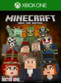 Minecraft: Xbox One Edition - Doctor Who Skins Volume I Xbox One Front Cover