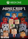 Minecraft: Xbox One Edition - Doctor Who Skins Volume II Xbox One Front Cover