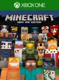 Minecraft: PlayStation 4 Edition - Skin Pack 1 Xbox One Front Cover