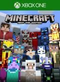 Minecraft: PlayStation 4 Edition - Skin Pack 2 Xbox One Front Cover