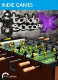 Table Soccer X Xbox 360 Front Cover