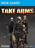 Take Arms Xbox 360 Front Cover