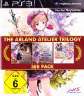The Arland Atelier Trilogy PlayStation 3 Front Cover